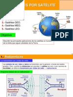 Diapositivas de Redes Satelitales