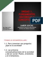 Unidad 1 Fundamentos históricos y conceptuales (Avances)