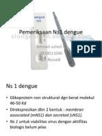 Pemeriksaan Ns1 Dengue