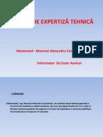 expertiza structura beton