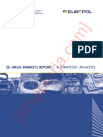 Raporti i droges Europol
