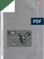 Cuaderno didáctico 132 Seat - Motores 1.8 l y 2.0 l TSI