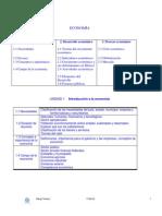 Indice de Economia y Dibujo