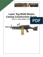 Laser Tag M249 Minimi