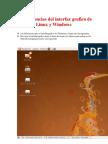 Diferencias Linux Windows
