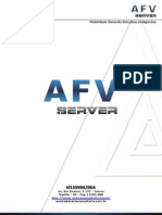 Manual do  Usuário_AFV Server