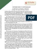 contribuições de Darwin para entomologia