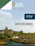 Guide de Vacances Keyweek  - Biarritz
