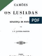 Camões, Os Lusíadas e a renascença em Portugal, por Oliveira Martins