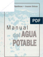Biologia - Manual Del Agua Potable
