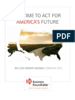 2013 CEO Growth Agenda
