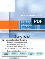 Huron Automotive