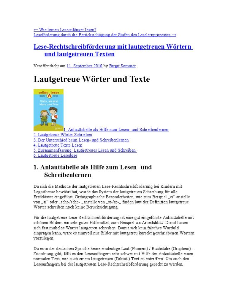 lectie germana pronuntie