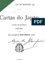 Cartas do Japão, por Venceslau de Morais, vol. 1