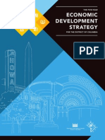The 5-Year Economic Development Strategy for The District of Columbia (November 14, 2012)