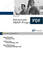 advanced abap