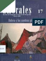 Revista Umbrales17. Revista del Postgrado en Ciencias del Desarrollo CIDES UMSA La Paz Bolivia.pdf