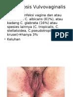 Candidosis Vulvovaginalis