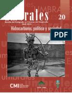 Revista Umbrales 20 Revista del Postgrado en Ciencias del Desarrollo CIDES UMSA La Paz Bolivia.pdf