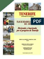 1.Plan Desarrollo Tenerife 2012-2015