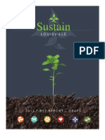Louisville Draft Sustainability Report
