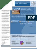 DCPS School Profile 2011-2012 (Spanish) - Hearst