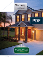 New Home Warranty for Florida