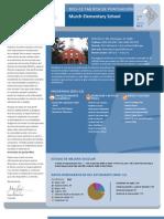 DCPS School Profile 2011-2012 (Spanish) - Murch