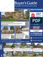 Coldwell Banker Olympia Real Estate Buyers Guide