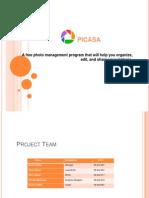 PICASA Software Documentation