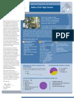 DCPS School Profile 2011-2012 (Spanish) - Ballou STAY
