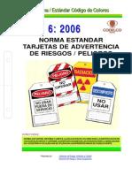 Necc 06 - Tarjetas de Advertencias