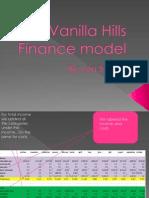 Finance Model