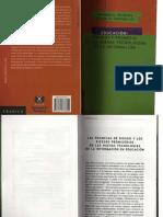 Riesgos y Promesas de las TIC (marco teórico)