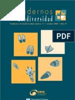 Cuadernos de Biodiversidad