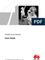 Huawei Hg532e User Manual(v100r001 02)