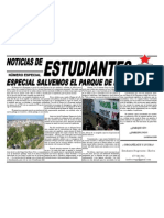 Noticias de Estudiantes Especial Parque de La Esperanza - Estudiantes Progresistas de Huelva