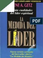 Gene a. Getz - La Medida Del Lider