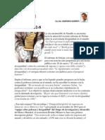 El Mundo 92-8 (Sobre la pobreza, el informe de OXFAM y una despedida a Veguita). Por Gustavo Gorriti