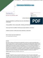 Psicologia USP - Jovens pichadores_ perfil psicossocial, identidade e motivação