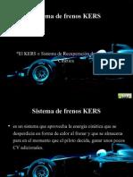 Sistema de Frenos KERS
