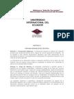 Regimenes Aduaneros - Documento