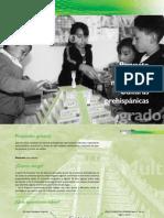 Proyecto de Aula Multigrado Culturas Prehispanicas