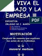 1 - Motivación Laboral