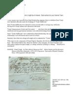 Frank Tough Document - Treaty Halfbreeds
