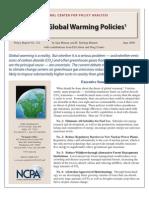 Iain Murray - 10 Cool Global Warming Policies