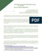 Mali y el MNLA  (Movimiento Nacional de Liberación del Azawad). Días claves para negociación - 31ene2013