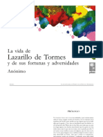 Lazarillo de Tormess