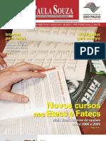 08 Revista Centro Paula Souza 2008 Novembro