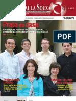 10 Revista Centro Paula Souza 2009 Marco Abril